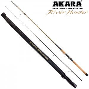 Спиннинг Akara River Hunter M (7-28 гр)
