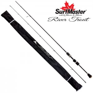 Спиннинг Surf Master River Trout UL (0,6-6 гр)